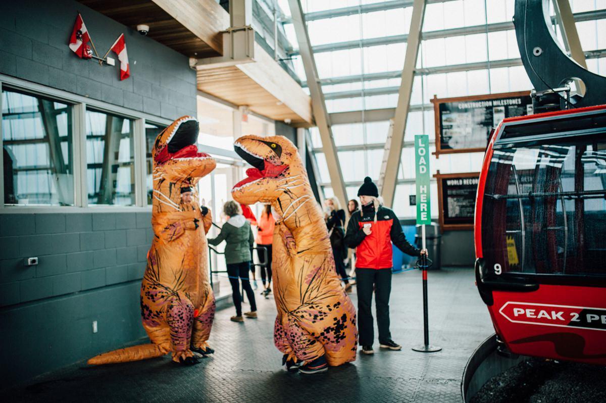T Rex costumes