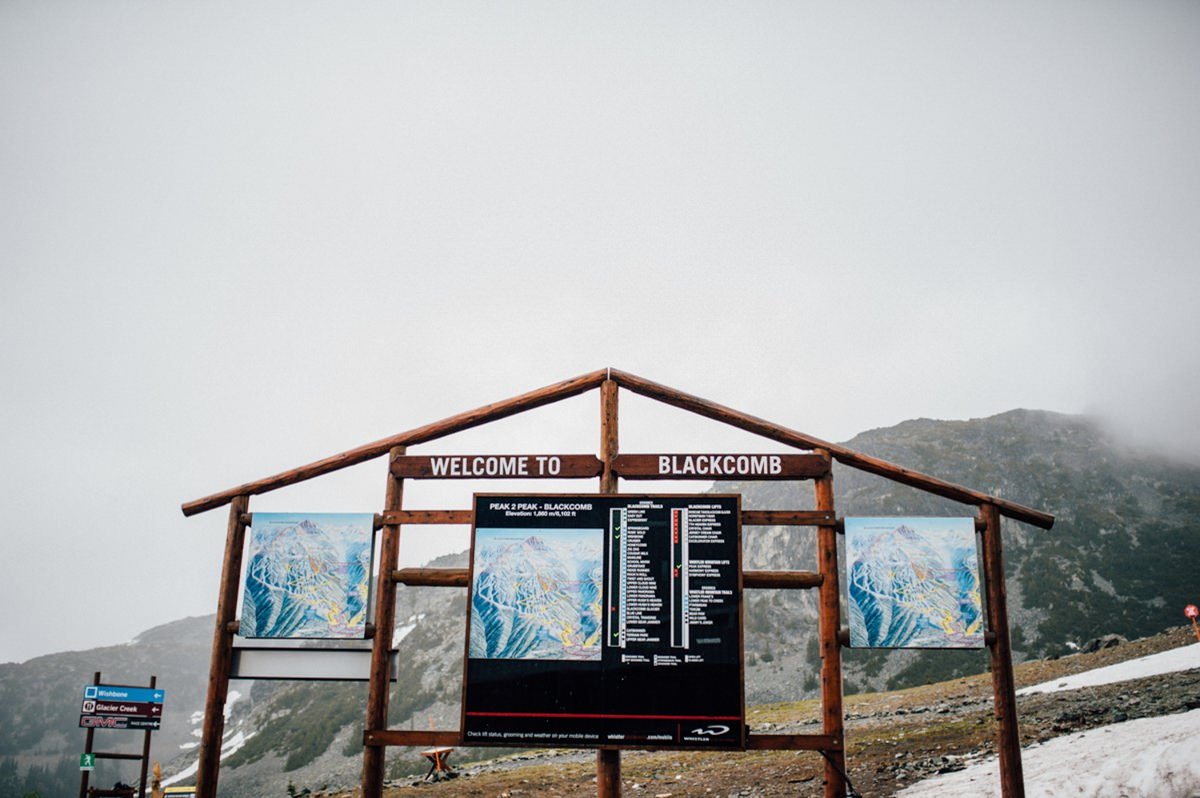Welcome to Blackcomb