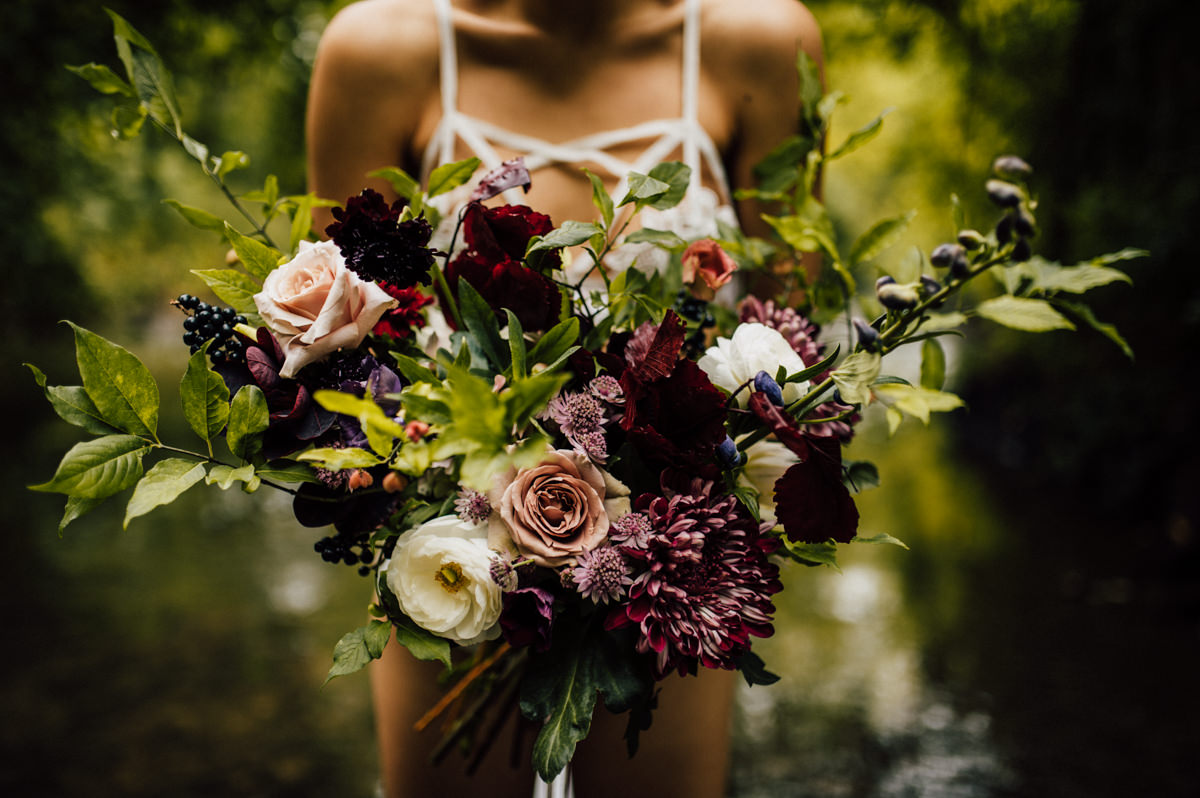 Wild and organic Toronto floral