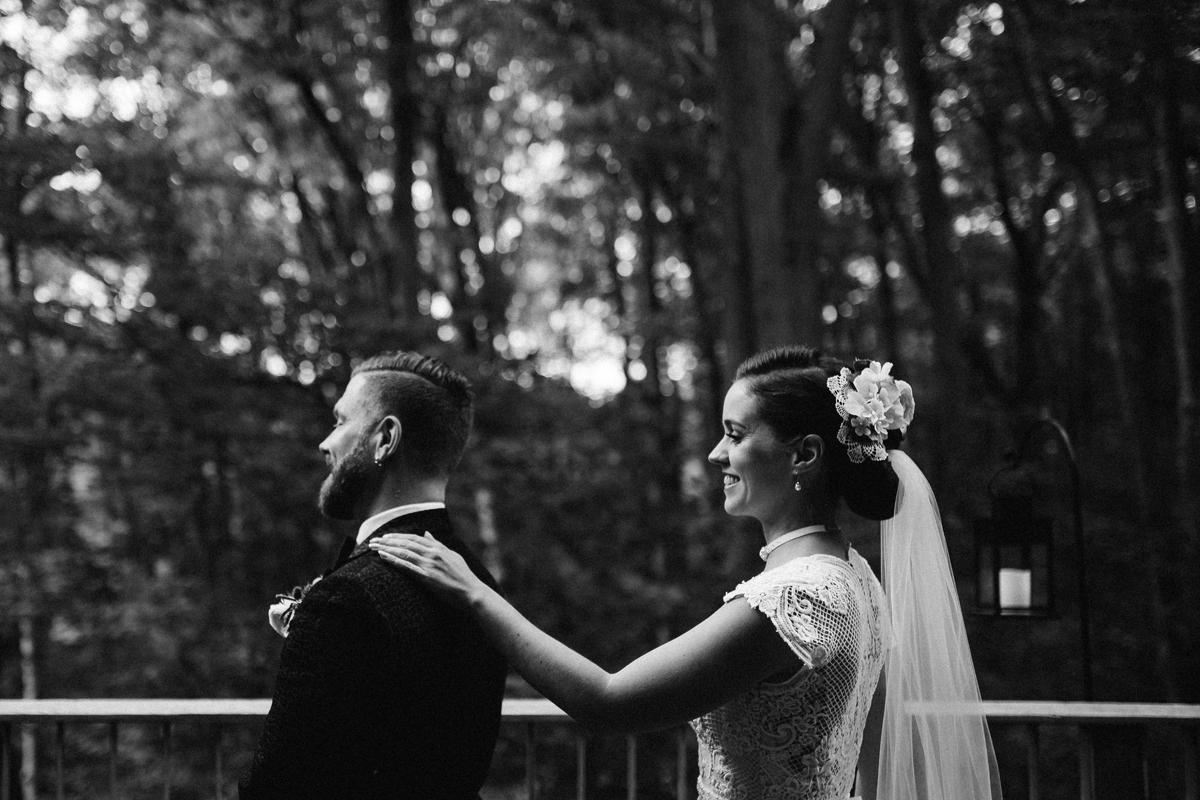 Toronto wedding Kortright