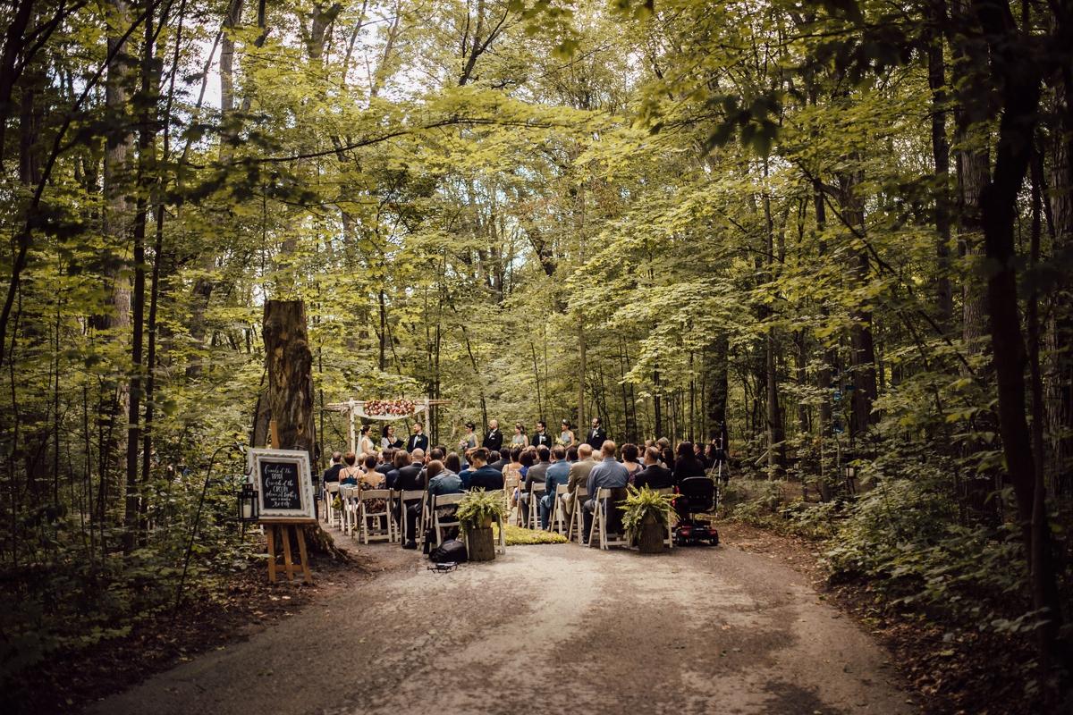 Beautiful toronto wedding location