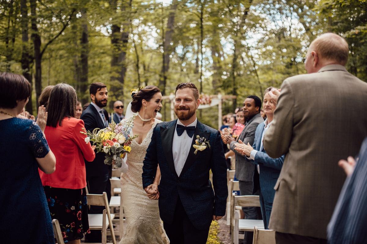 artistic toronto wedding
