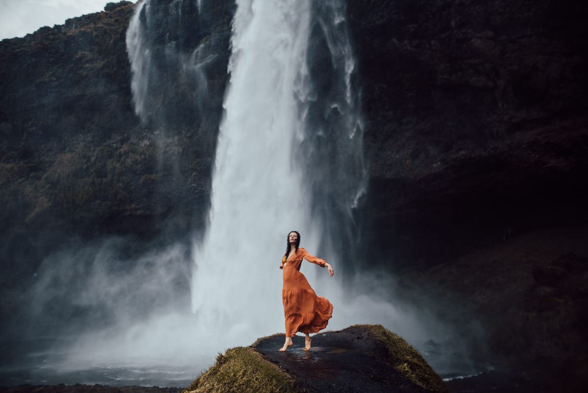 Magical Iceland wedding photography