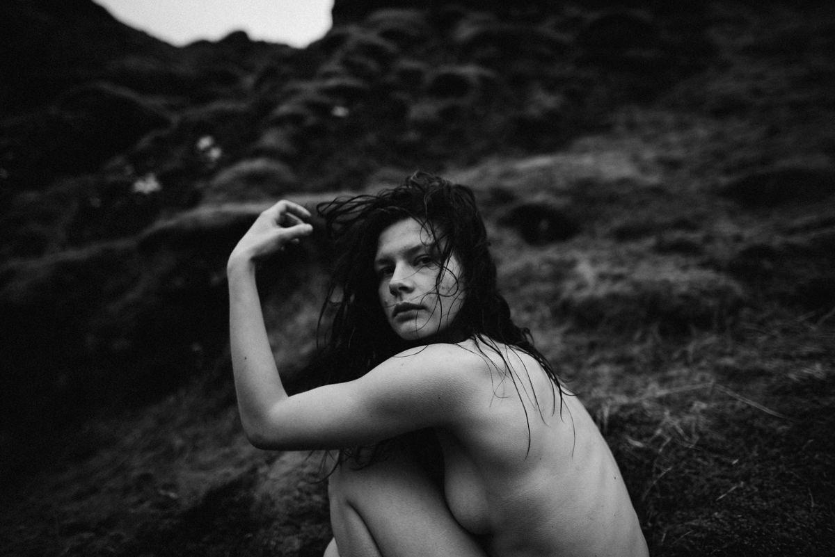Artistic Iceland photographer