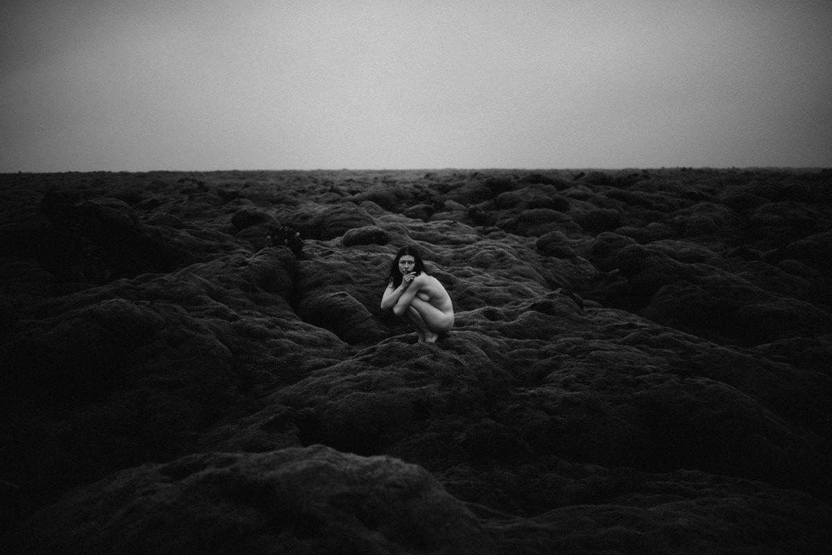 Eldhraun moss, Iceland