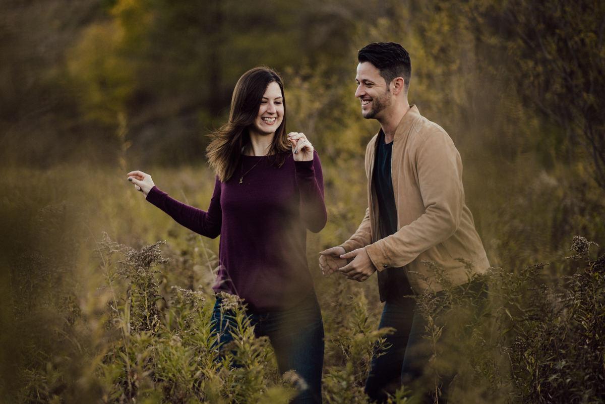 Canadian creative wedding photography