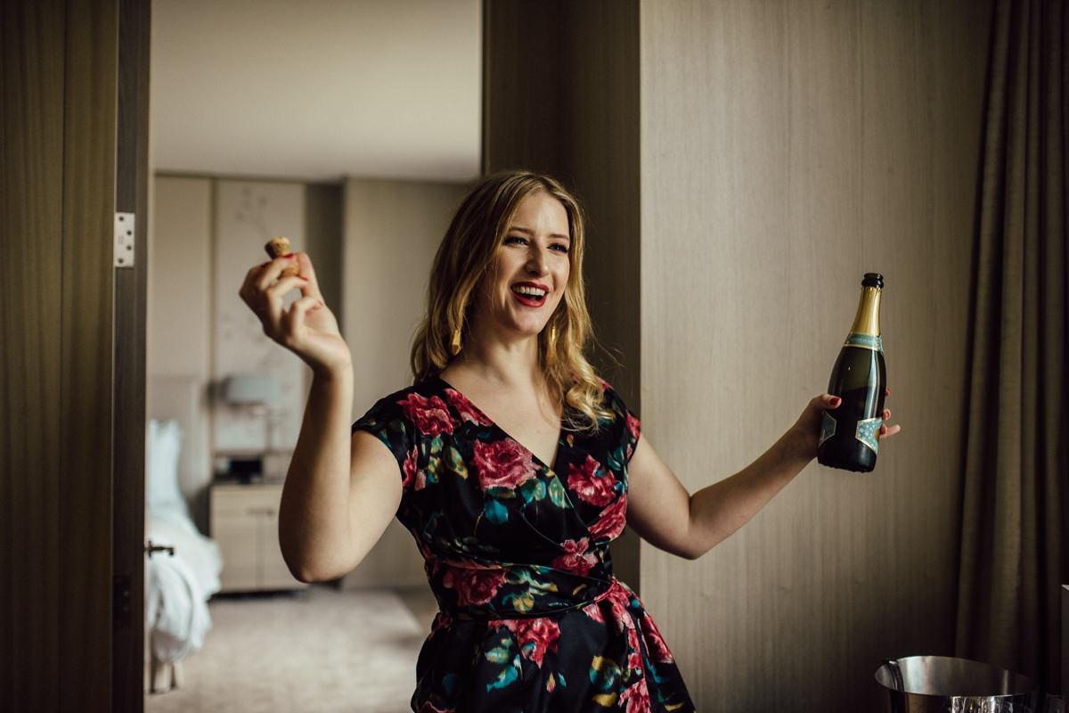 champagne wedding toronto
