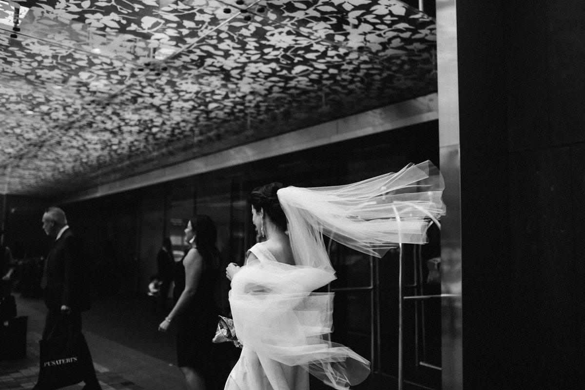 windy veil in toronto