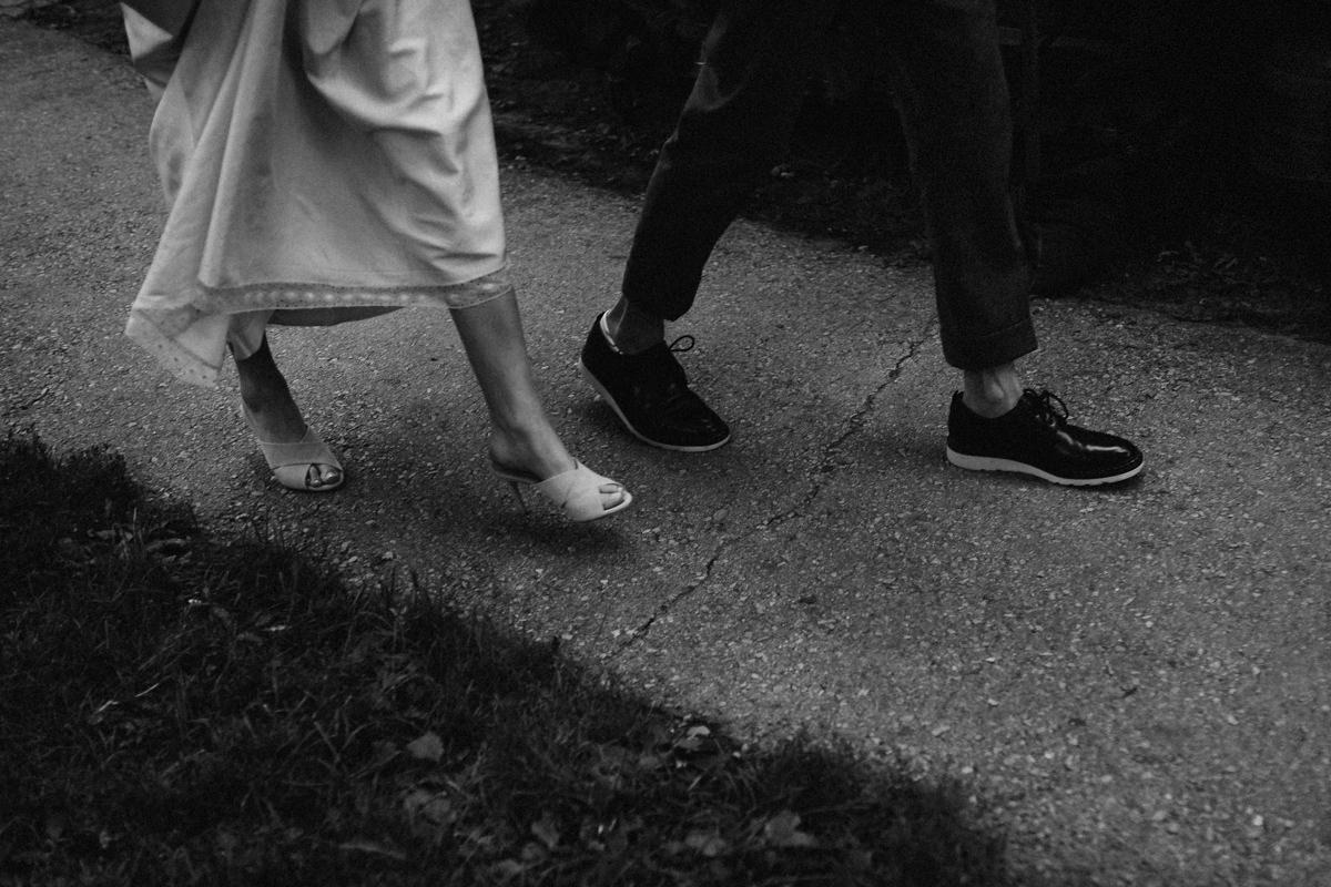 Magical wedding photography