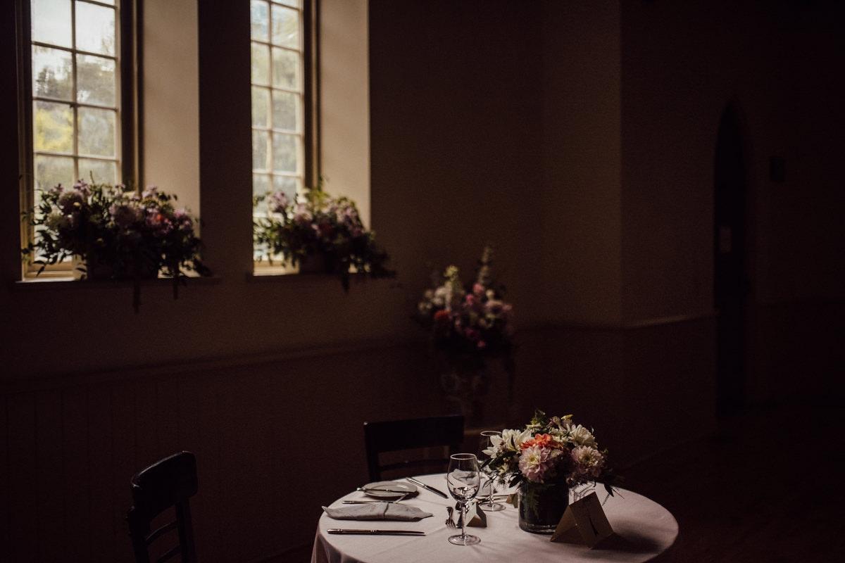 Intimate toronto wedding venue