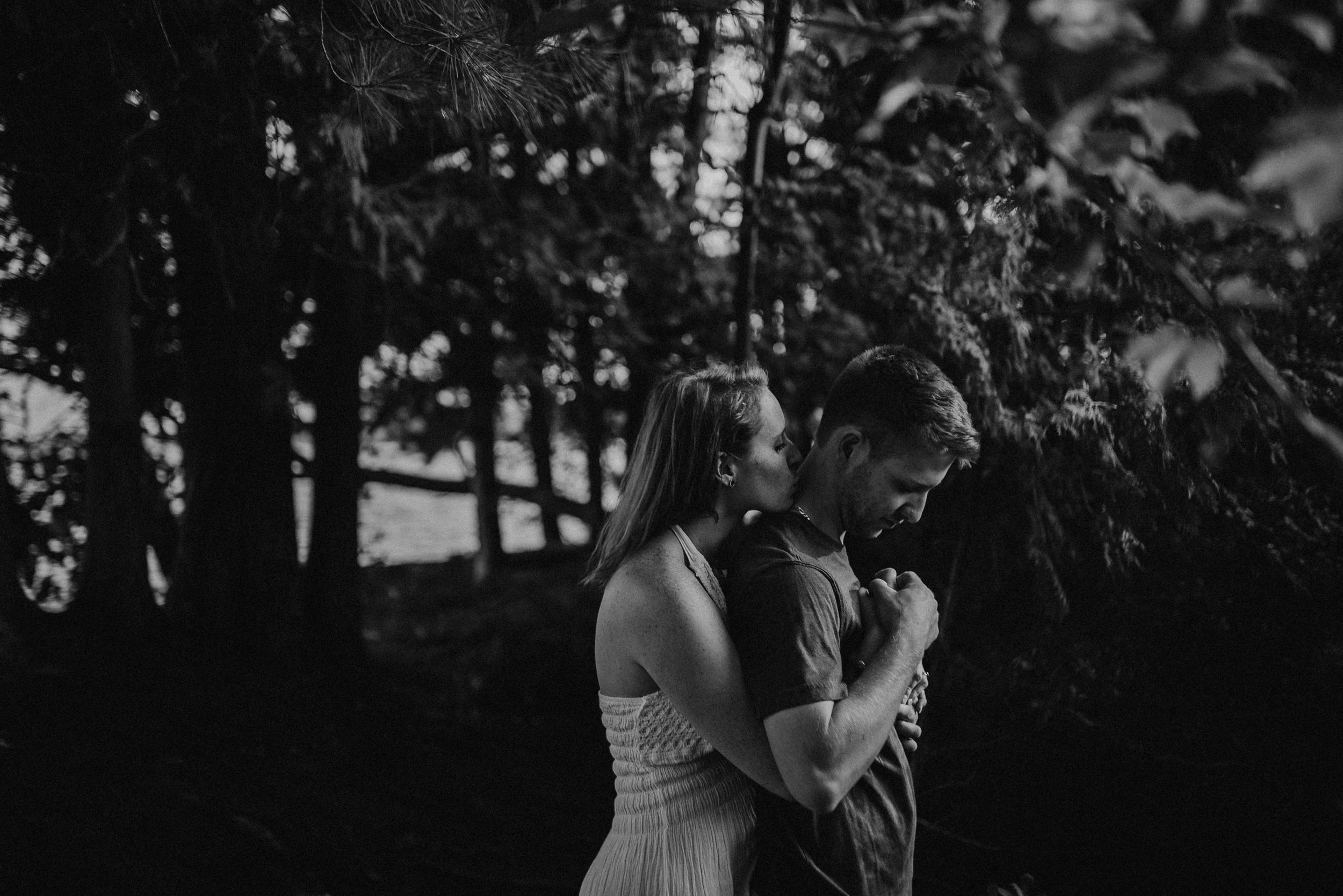 moody toronto wedding photography