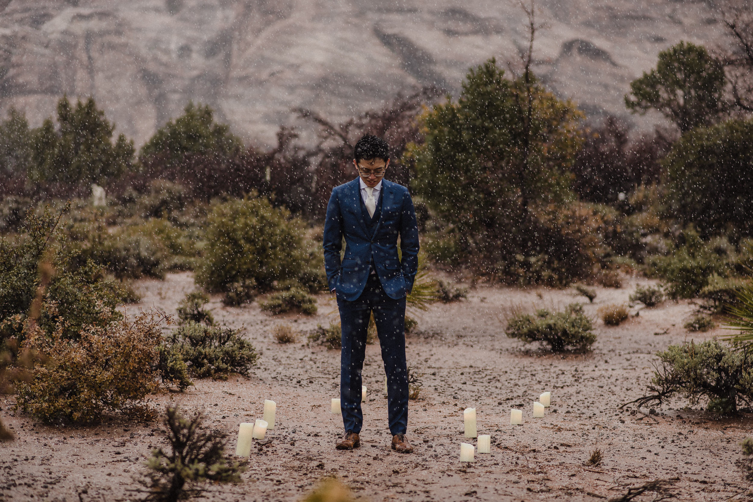 adventurous elopement in utah