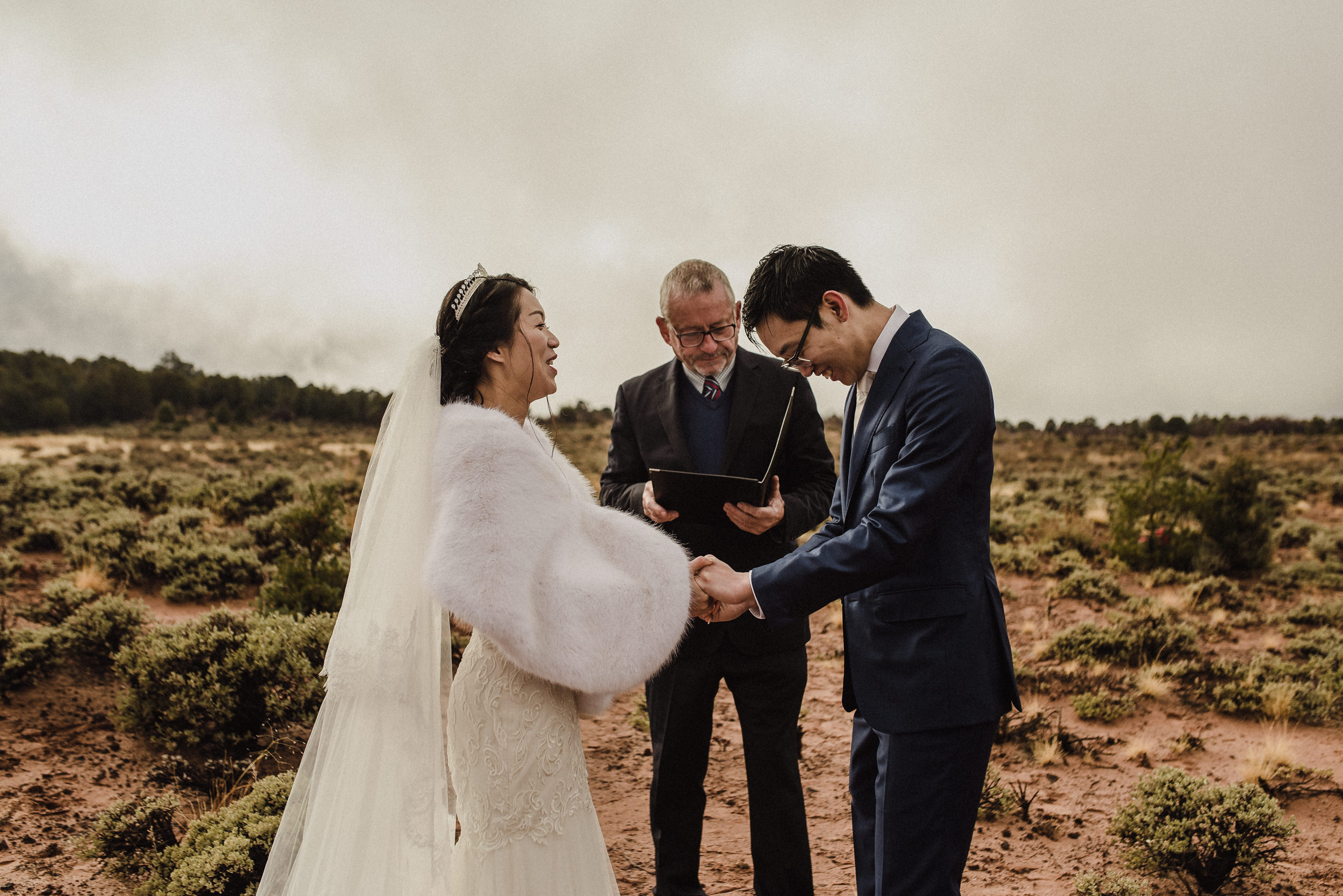 Magical utah ceremony
