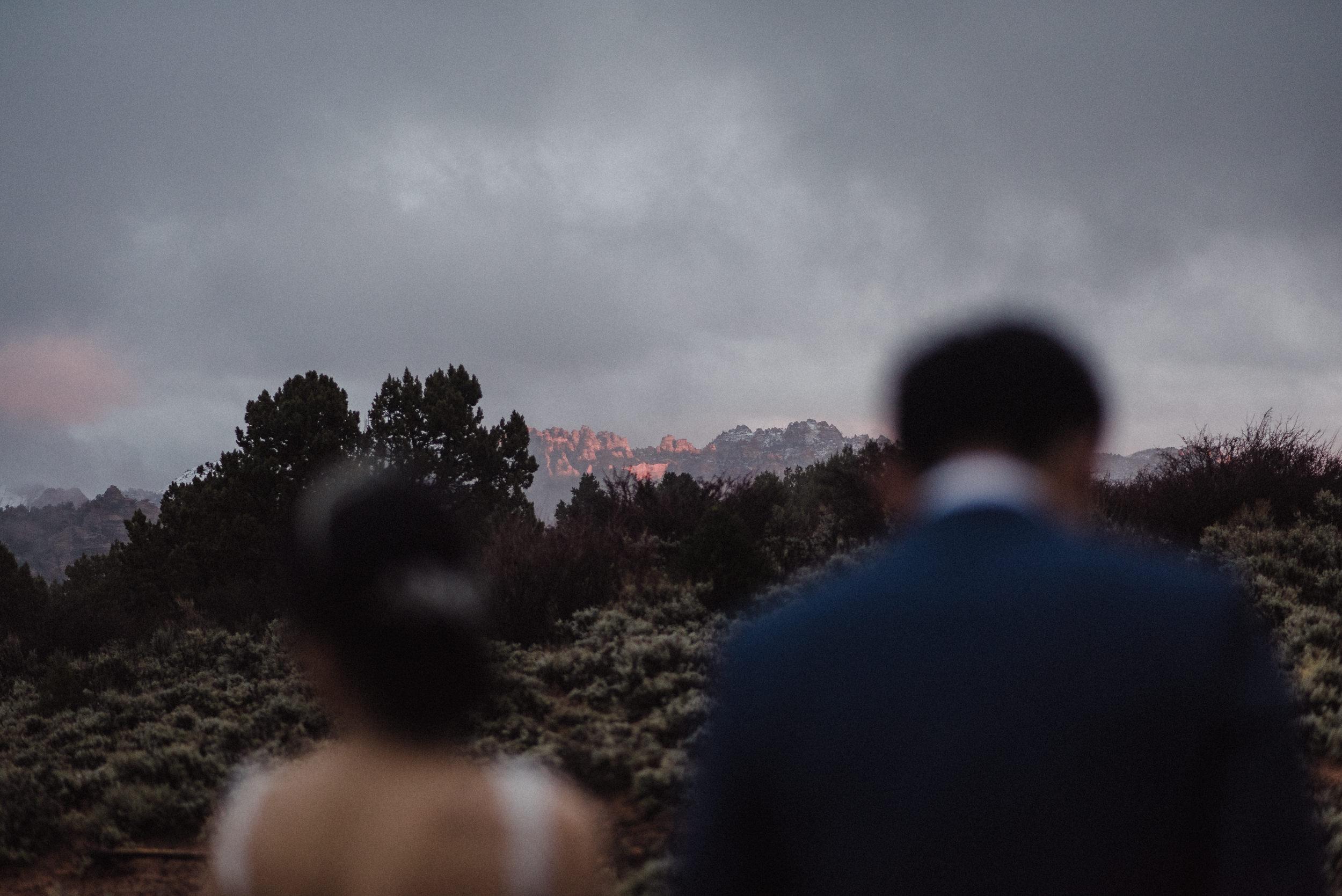 zion villa wedding