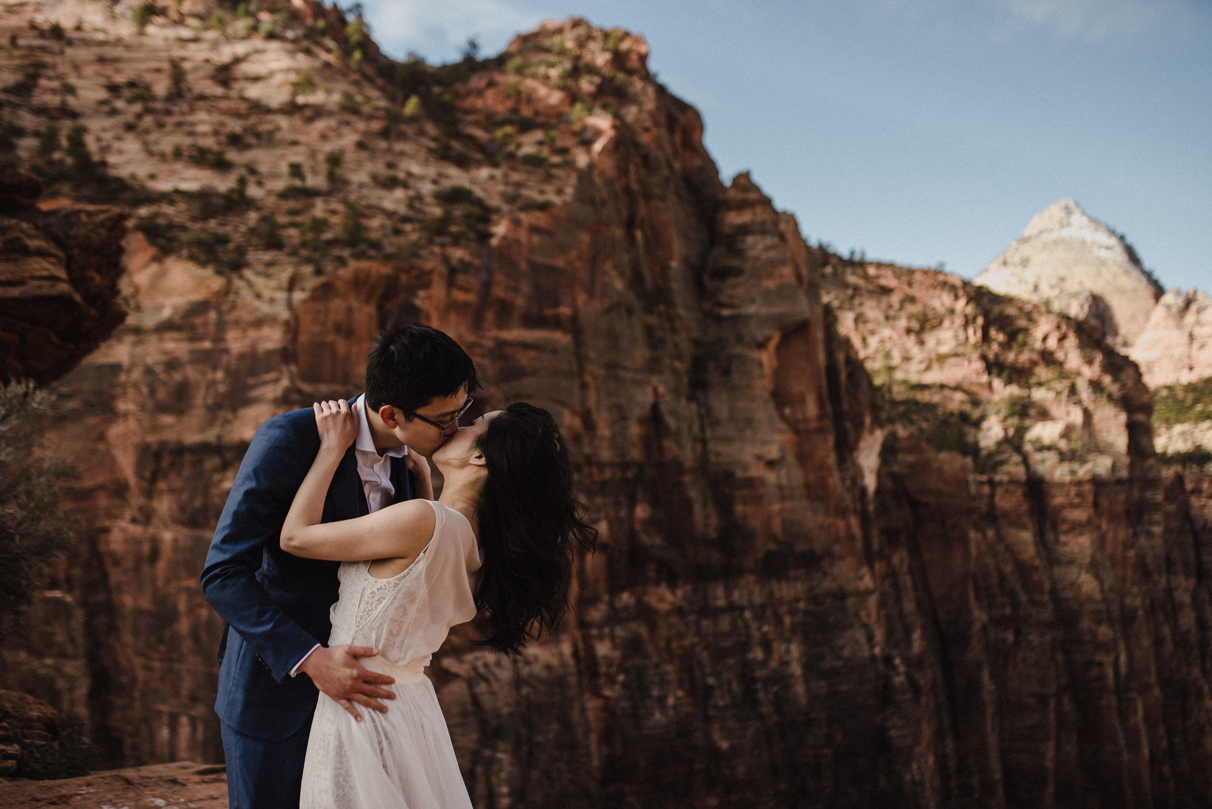dreamy destination elopement