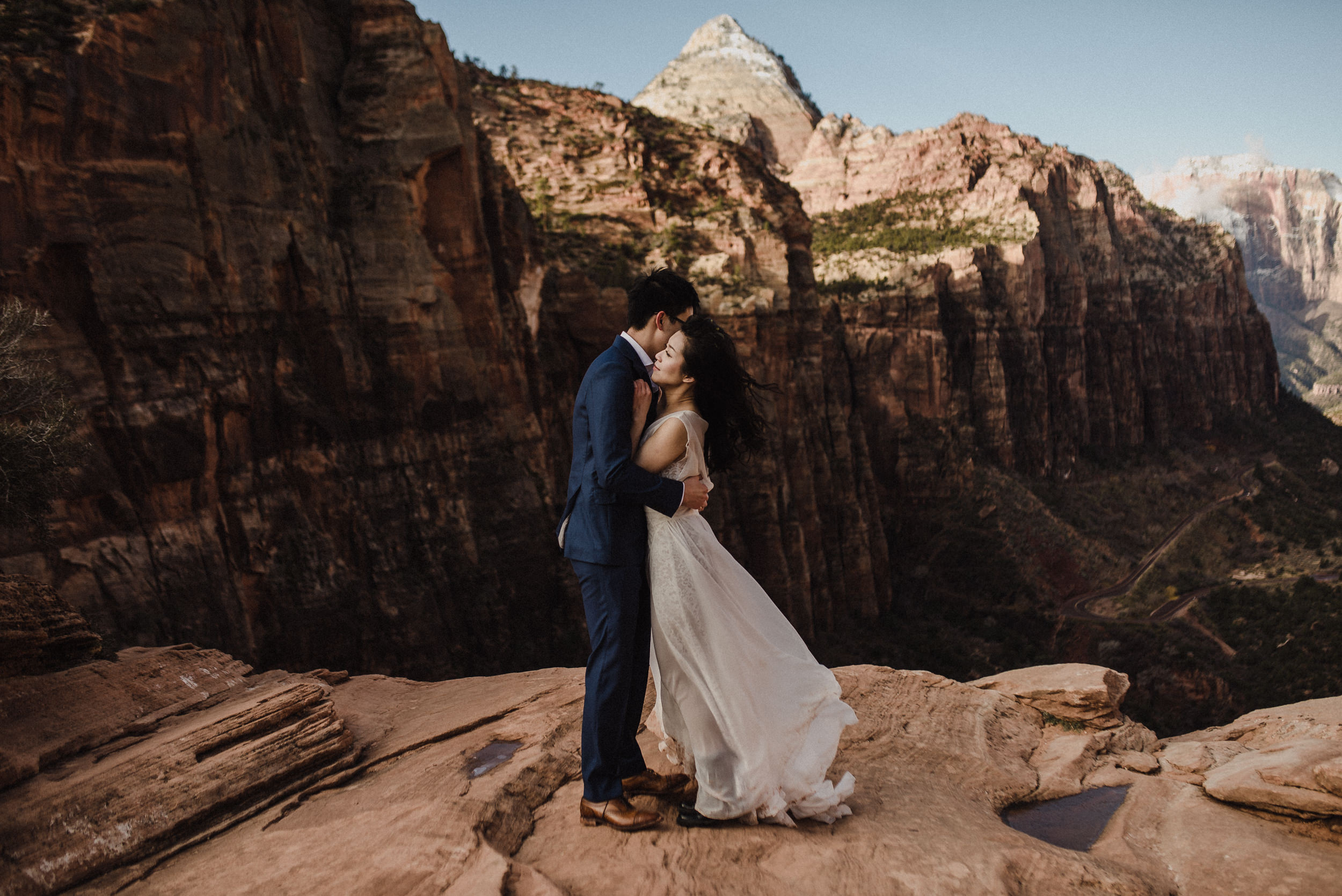 emotive utah wedding photography