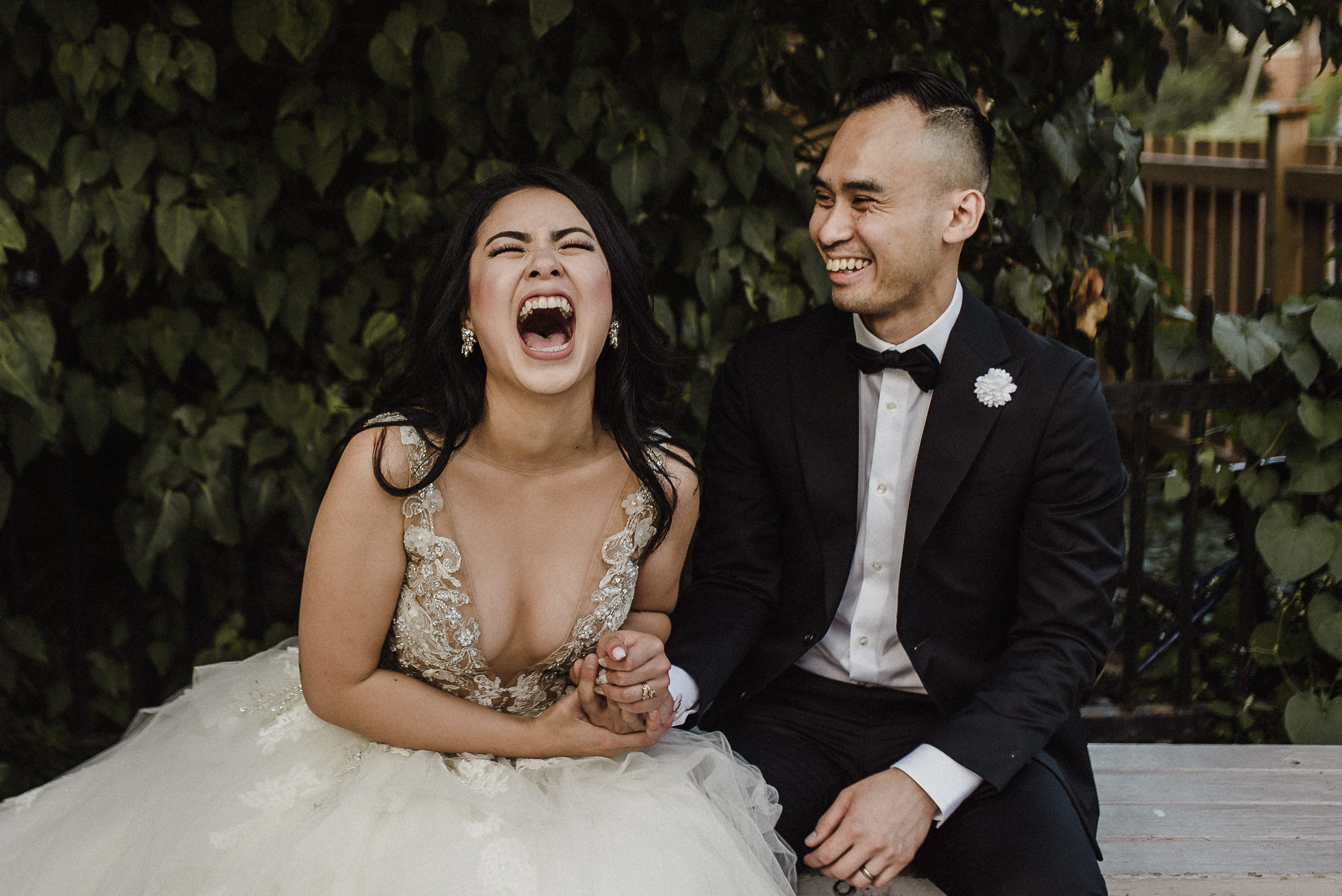 creative high park wedding photography