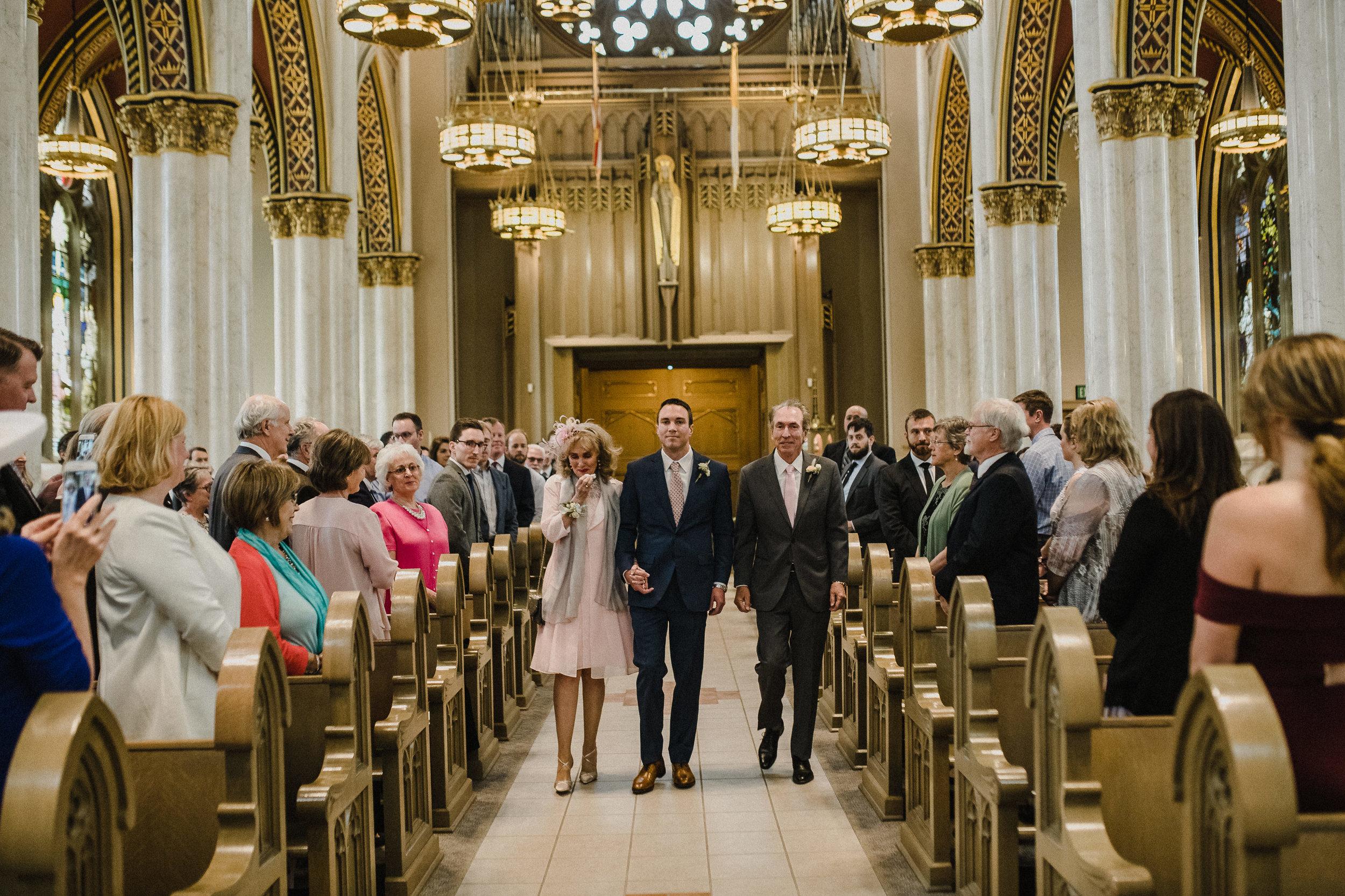 Montana Church wedding photography