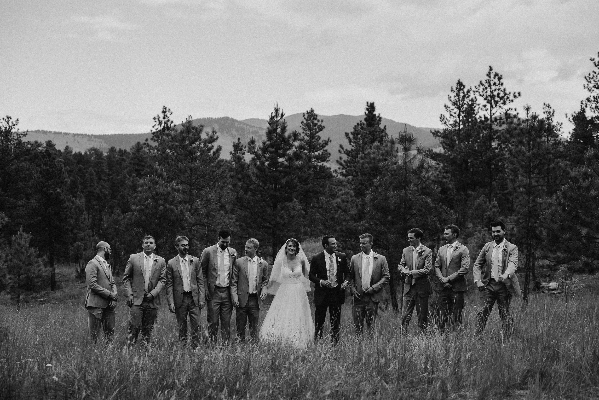Summer Star Ranch artistic wedding photography