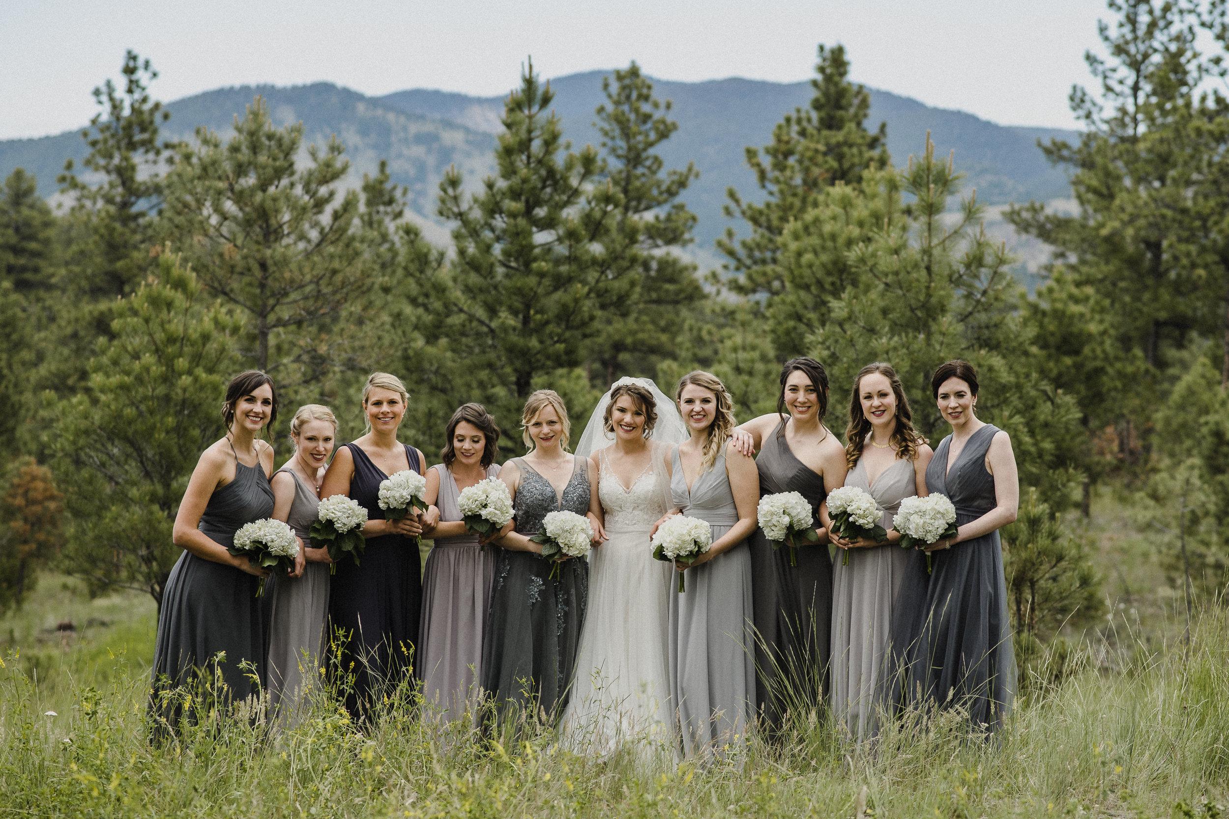 Helena destination wedding at Summer Star Ranch