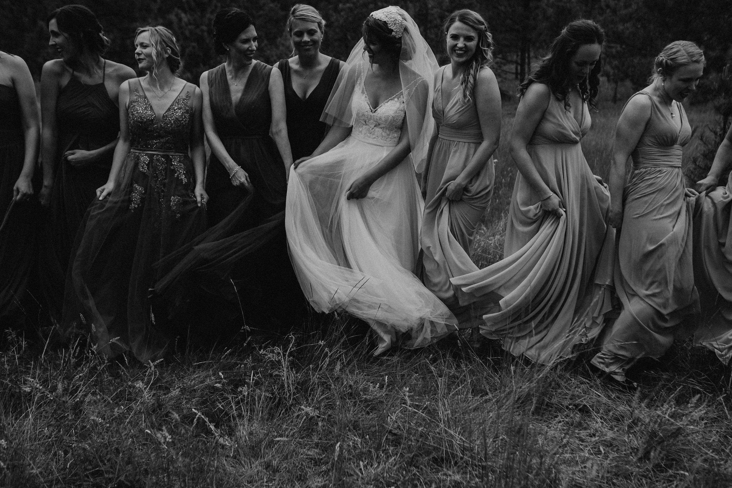 Montana wedding photography at Summer Star Ranch