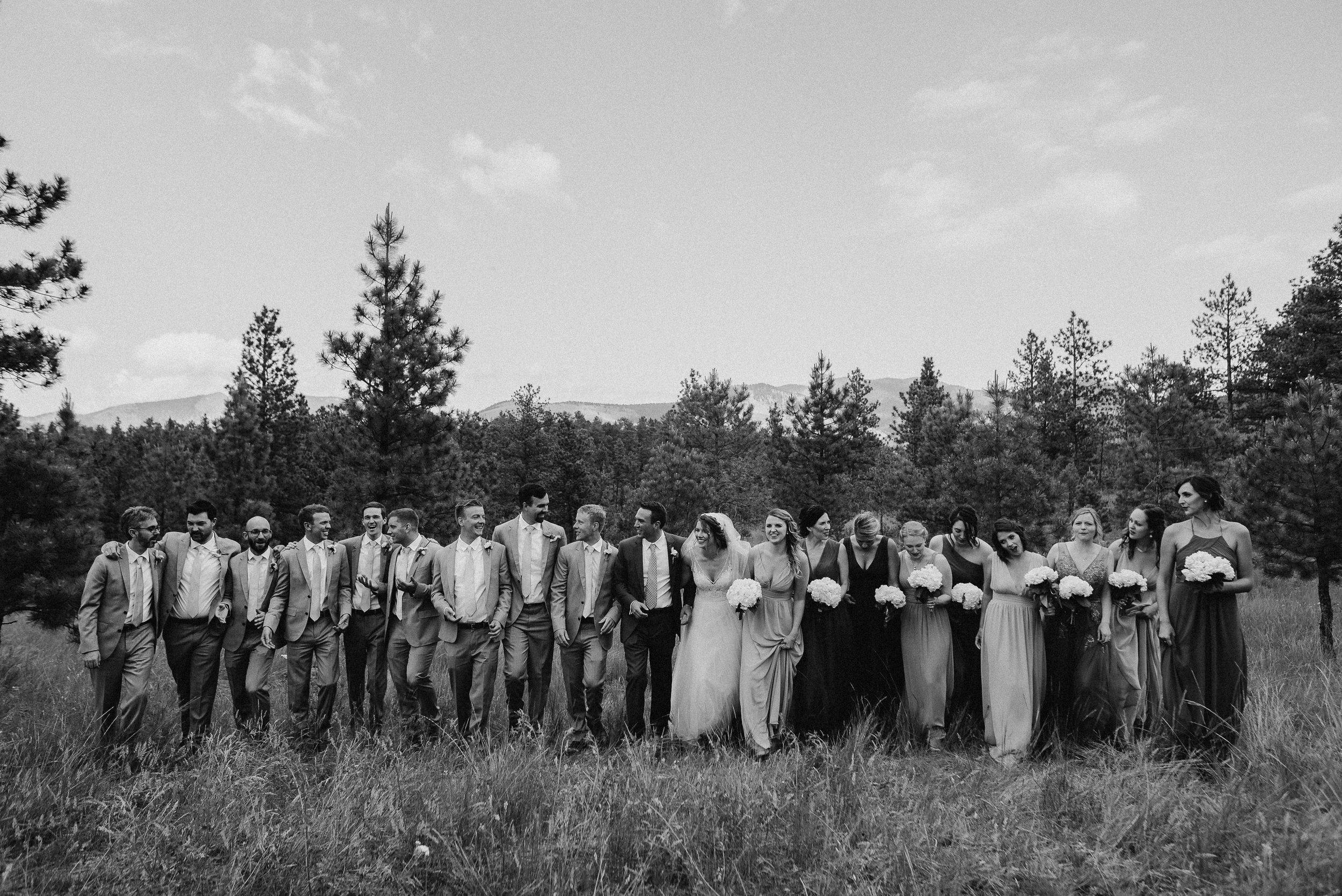 Joyful Summer Star Ranch Destination Wedding