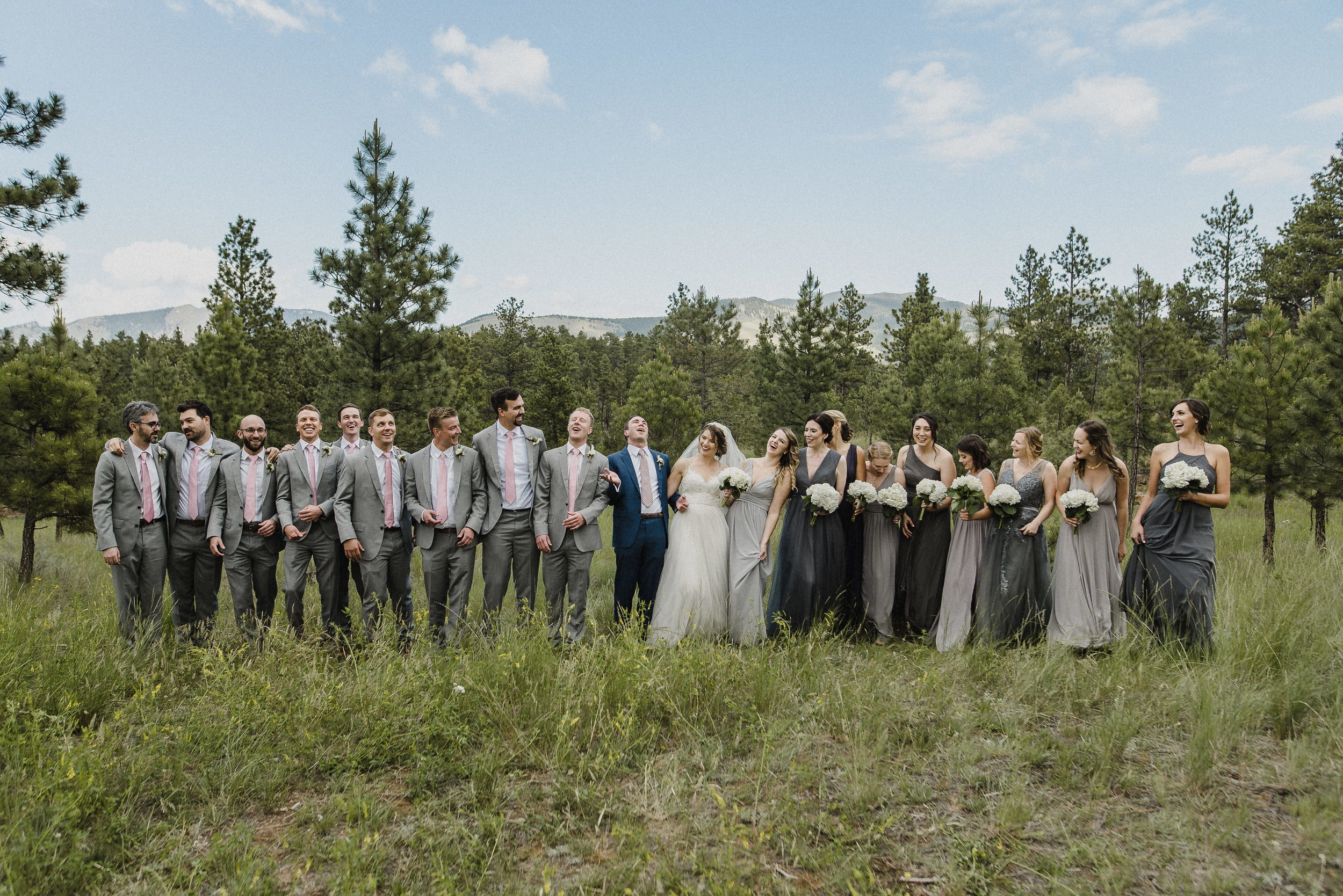 Summer Star Ranch Wedding Photography