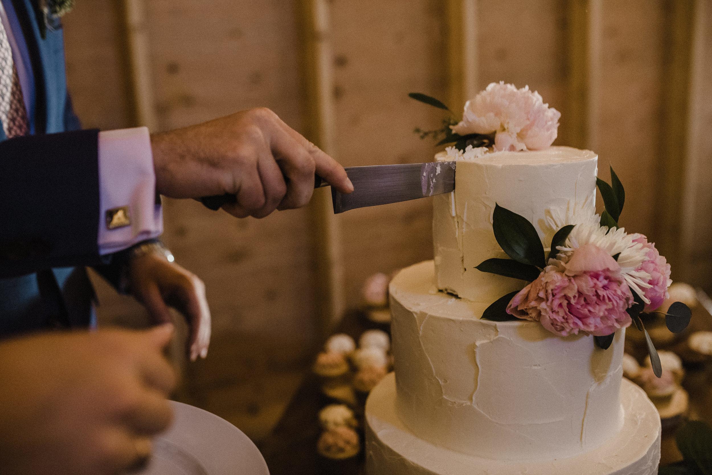 Helena wedding reception photos