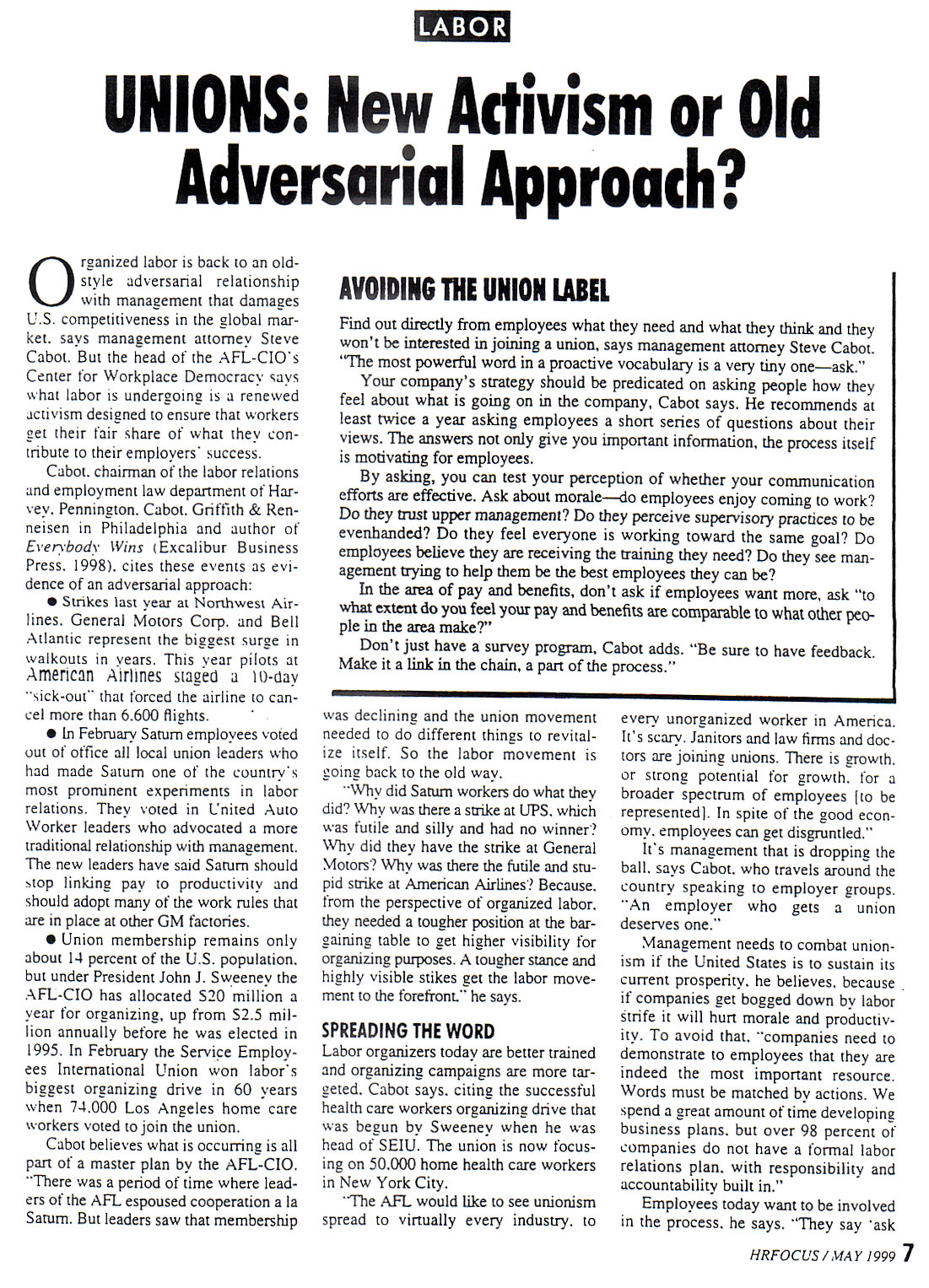 hr focus-may 1999-unions new activism or old adversarial approach  page 1.jpg