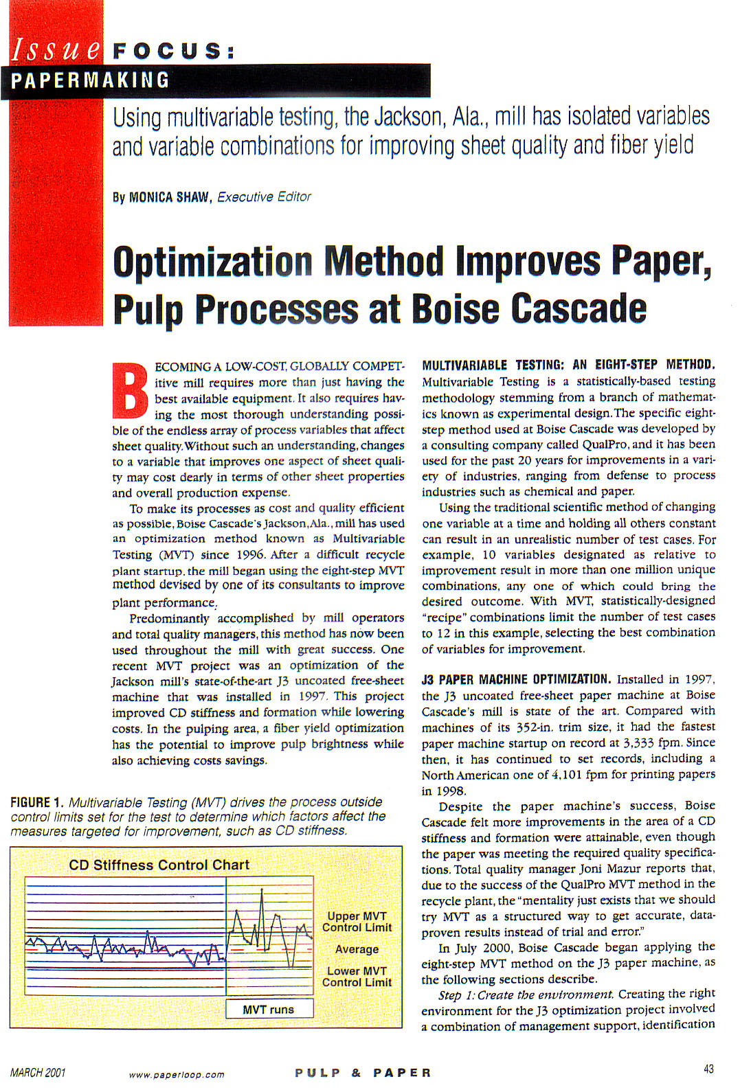 pulp & paper-march 2001-optimization method improves paper, pulp processes at boise cascade  page 1.jpg