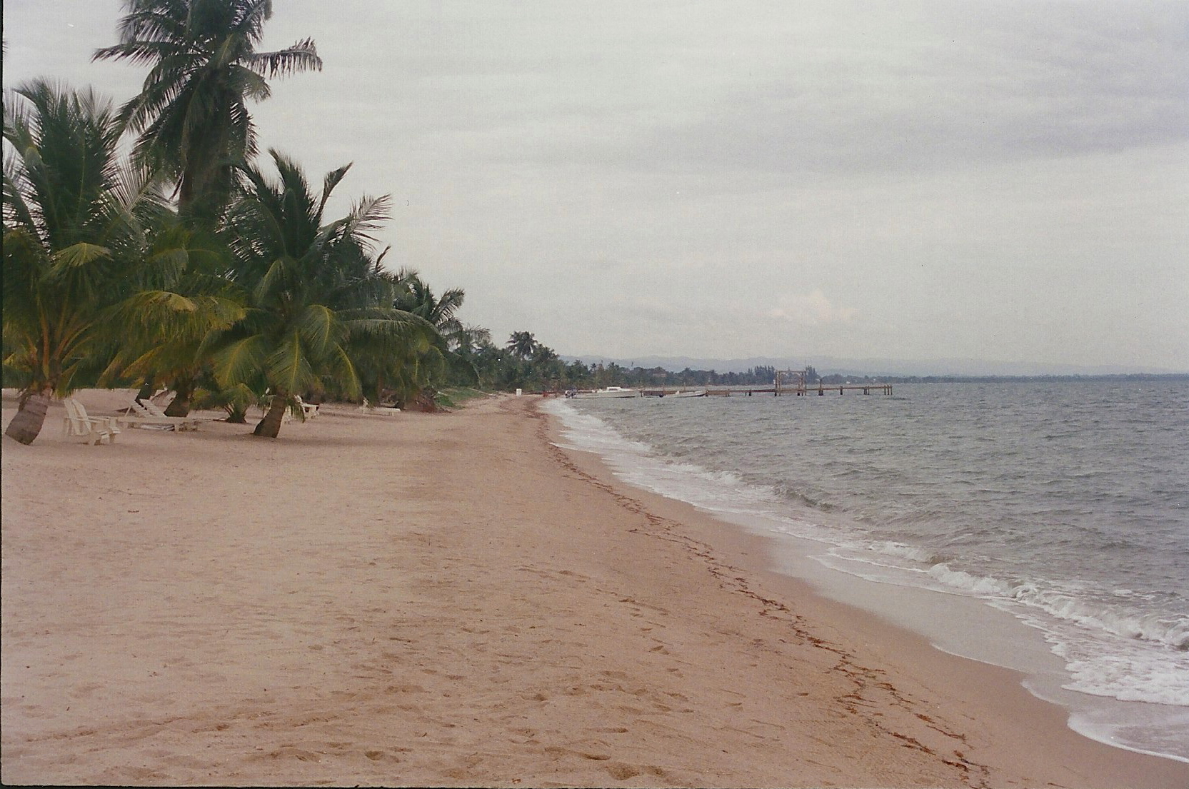 Jaguar Reef Resort, Hopkins, Belize, Central America