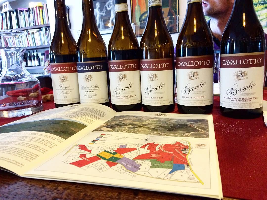 Wine Tasting at Cantina Cavallotto