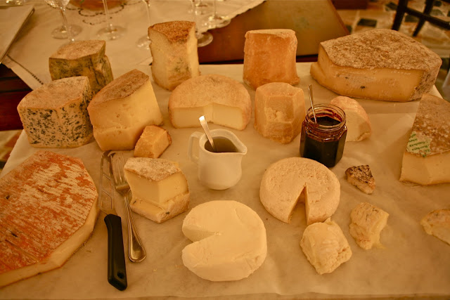 Cheese Plate, Piedmont