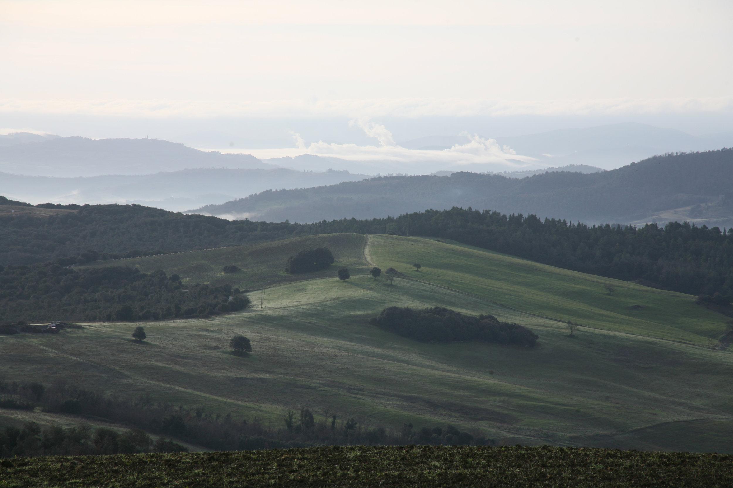Countryside, Tuscany