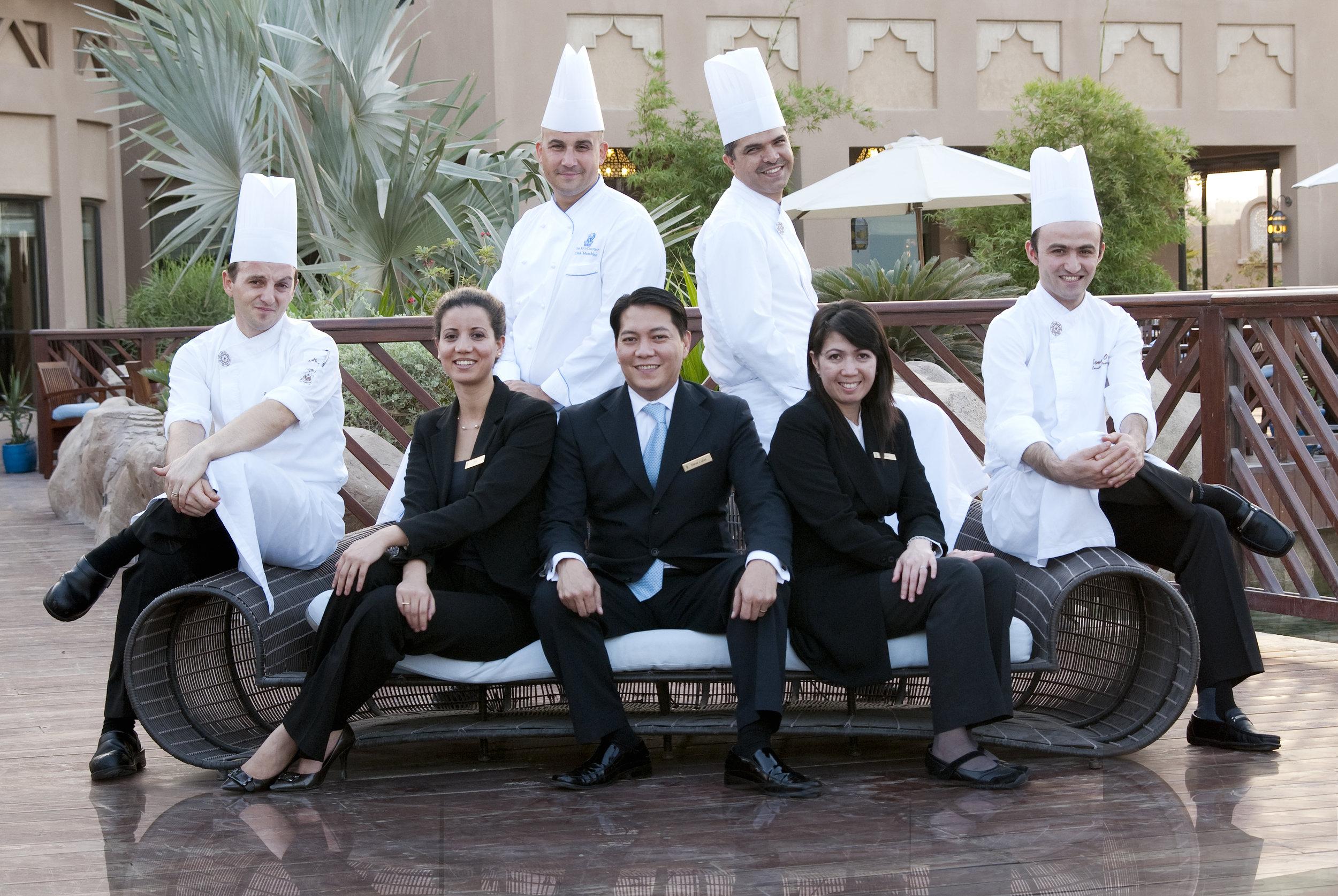 Hotel Staff Picture