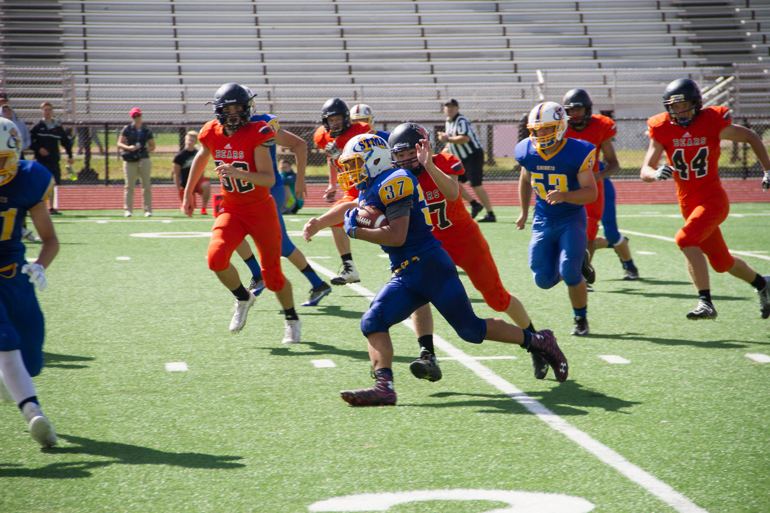 Football, Junior Football, American Football, Sports, Sport Event