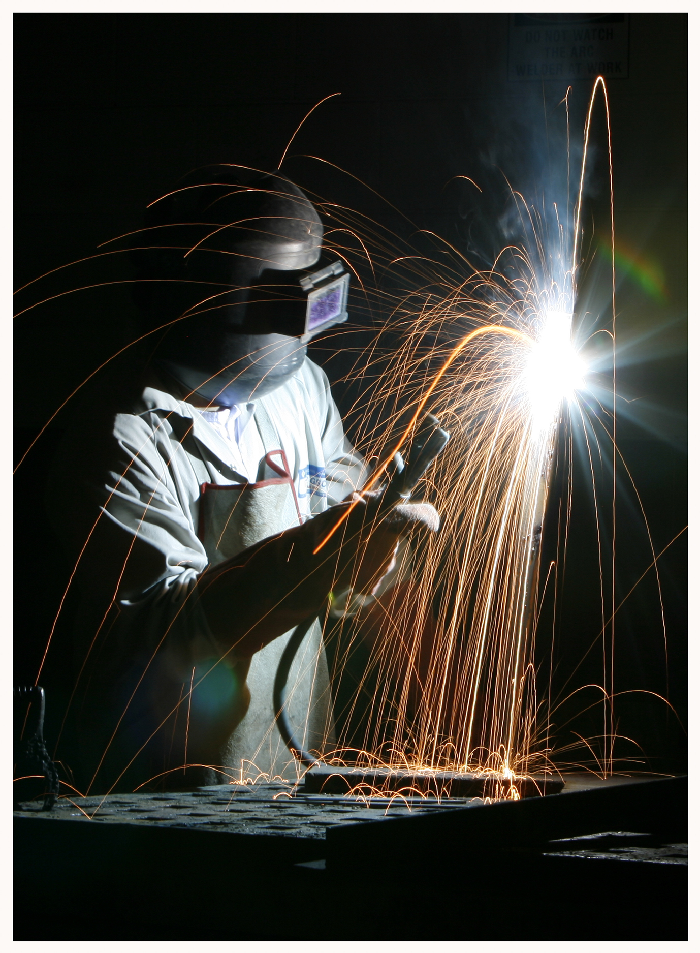 Welding, Metal, Industry, Structure