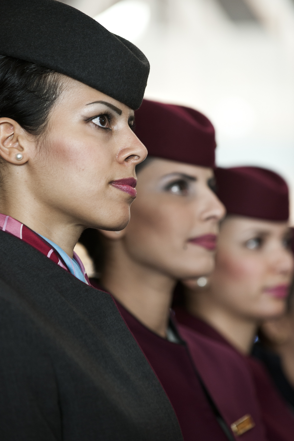 Qatar Airways Female Staff