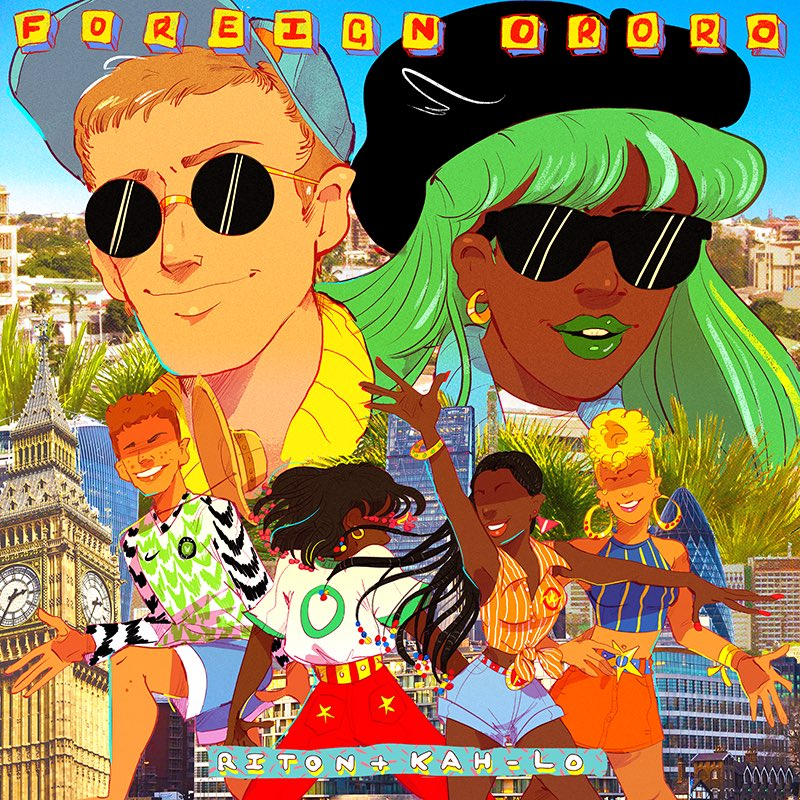 Foreign Ororo Cover.png