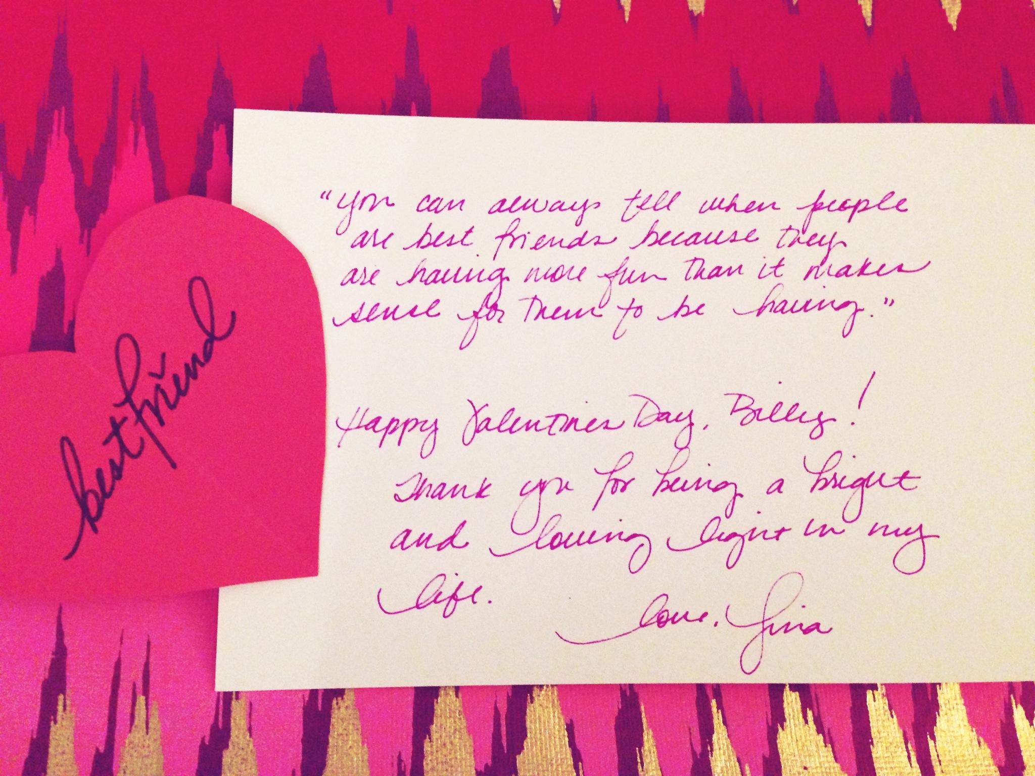 :: handwritten notes are my favorite ::
