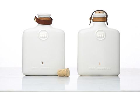 Ceramic Flask $92