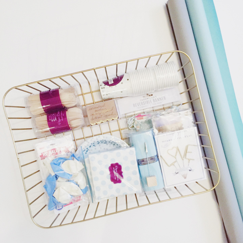 Gina Rachelle Design Party Goods