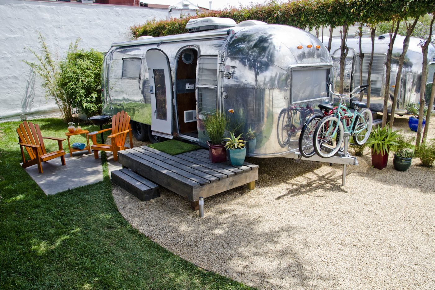 Russian River Outdoor Lodging via  AutoCamp (Experience Varies)