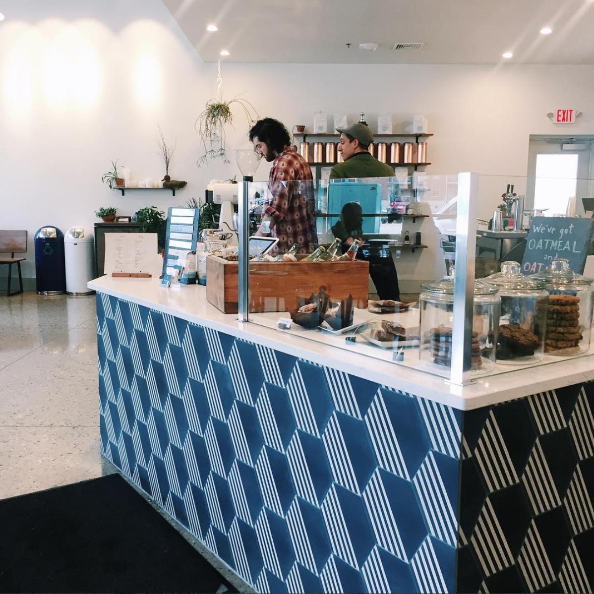 KICKAPOO Coffee Roasters | 232 East Erie Street Milwaukee, WI 53202