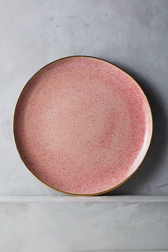 Blush Dinner Plate