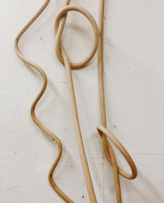 Katie Gong Wood Knot