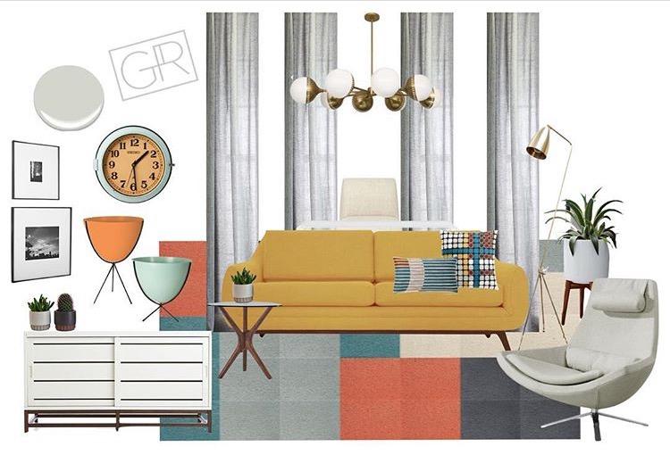 Gina Rachelle Design Project Golden Gate