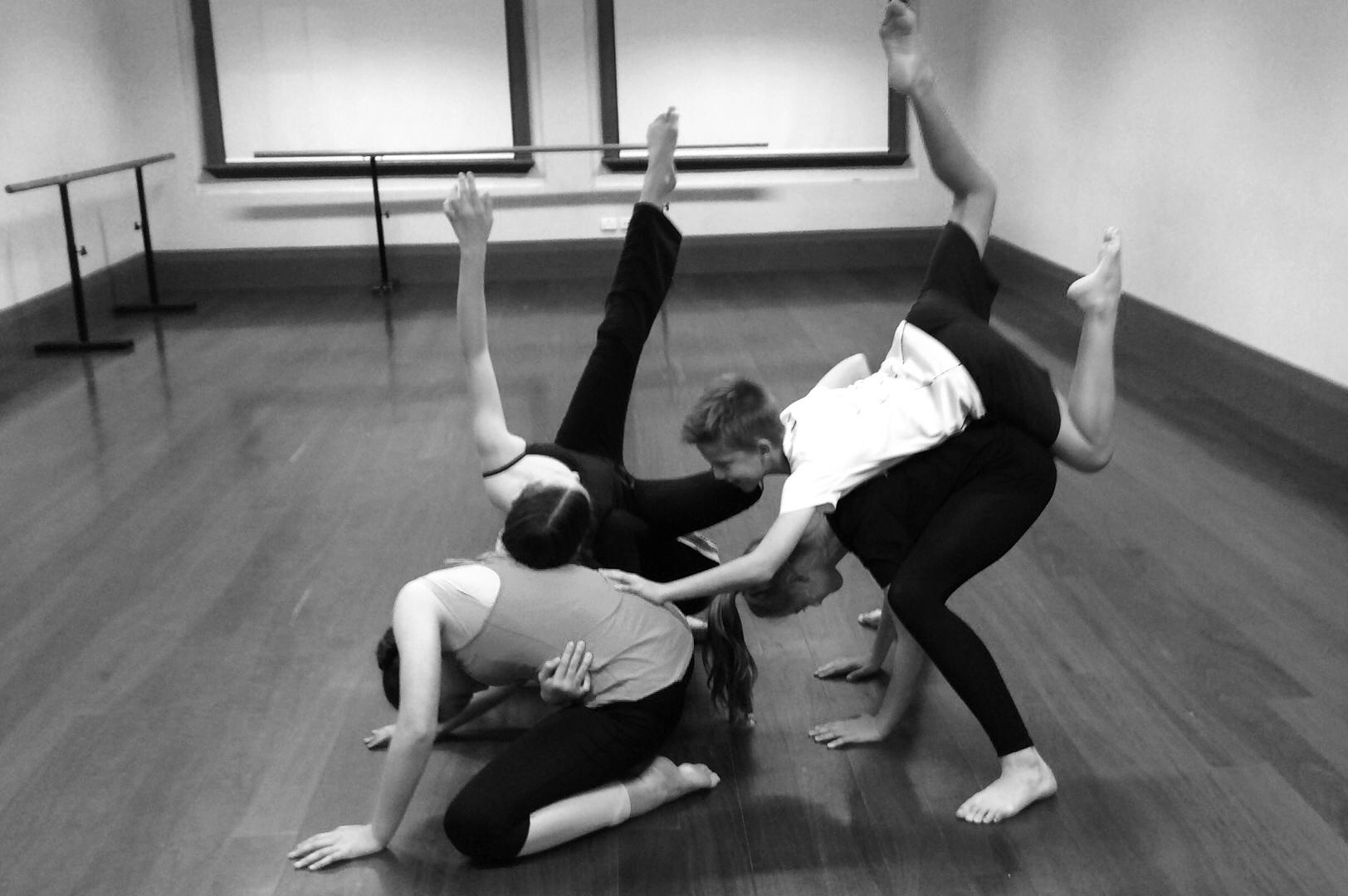 Love to Dance School of Ballet Contemporary Dance Classes