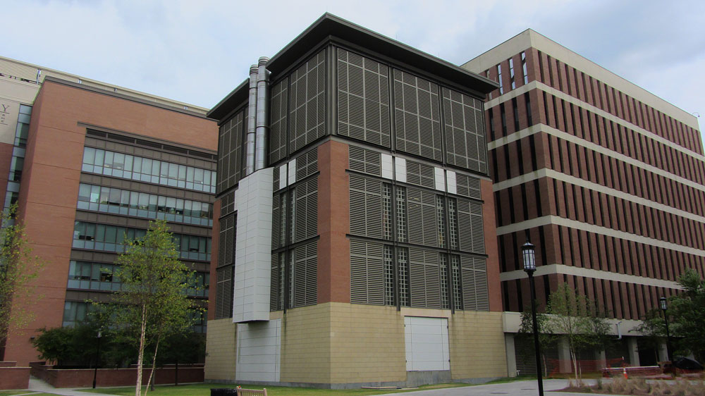 MUSC - Basic Science Building Energy Facility<br />Charleston, SC