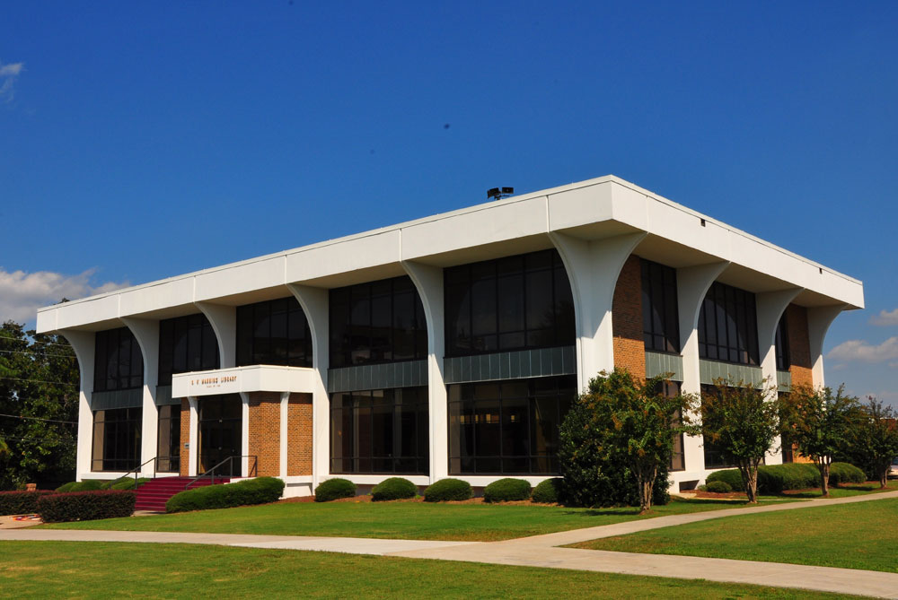 Claflin University - Manning Library HVAC Renovation<br />Orangeburg, SC
